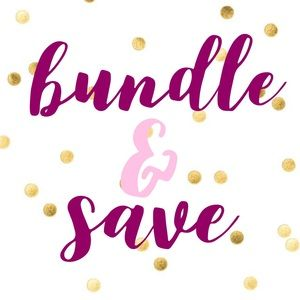 Accessories - Bundle 2 Items and Save!